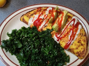 The Sunshine Omelet