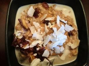 gluten free banana bread oatmeal